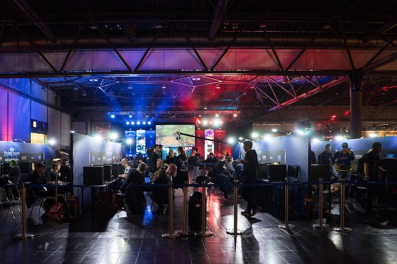 Spiele-Messe: Ausstellung E3 Gaming Expo