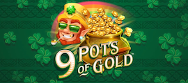 Micro Gaming Slot 9 Pots of Gold