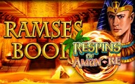 Spielautomat Ramses Book Respins of Amun Re