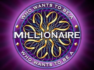 Who wants to be a Millionaire Slotmachine